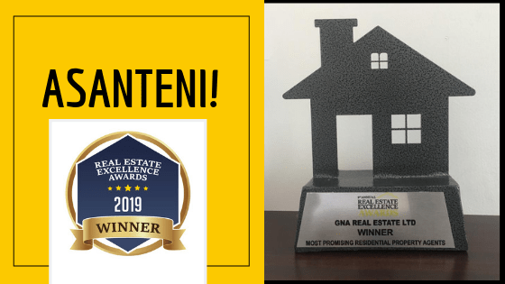 GNA Real Estate wins at annual Real Estate awards